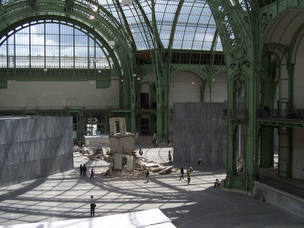 Monumenta 2007, Vue générale